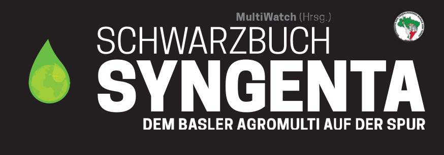 Veranstaltung zum Schwarzbuch Syngenta