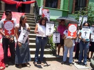 Feminizid in Oaxaca
