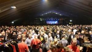 Grösstes Rechtsrock-Konzert der Schweiz – Neonazis feiern im beschaulichen Toggenburg