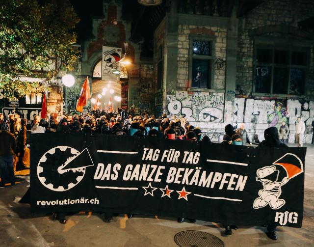 Communiqué zum verhinderten Antifaschistischen Abendspazierg