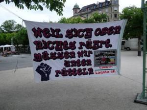 Antikapitalistischer Tanz 6.0 – Für ein solidarisches Klima am 27. April in Luzern