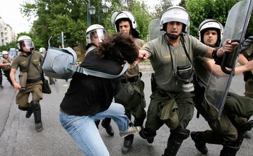 Die Wütenden Vom Syntagma