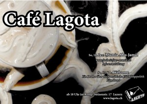 Café Lagota am 18.12: Infoveranstaltung zu Mumia Abu-Jamal