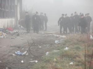 Calais: Squats von Sans-Papiers werden im Vorfeld der Olympiade geräumt