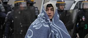 (Calais) Polizei räumt Squats der Sanspapiers