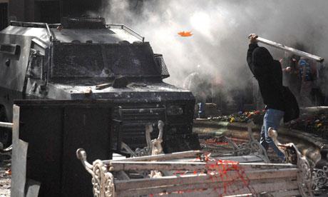 Chile: Regierung verschärft Repression