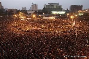 Die soziale Bewegung in Ägypten dauert an