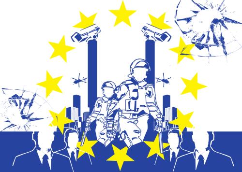 """Europol jagt """"Anarchisten"""""""