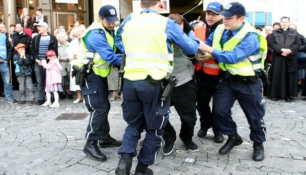 Communiqué zu den Protesten gegen die Piusbrüder in Aarau
