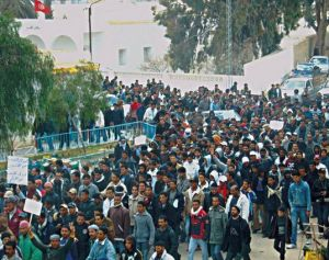 Tunesien: Soziales Erdbeben