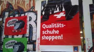 """Ganz FEST gegen Rassismus: Alternativen zur """"SVP-Welt"""" schaffen"""