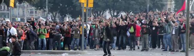 Millionen beteiligen sich an Generalstreik in Spanien