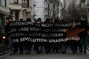 Eskalation in der Schanze