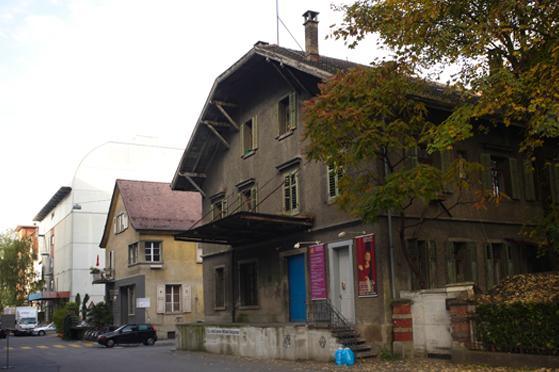 Die Industriestrasse, eine der letzten Oasen kulturellen Freiraumes der Stadt Luzern, ist akut in Gefahr