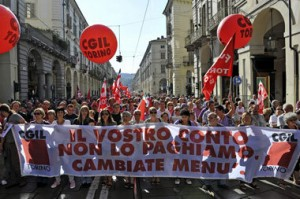 Italien rebelliert