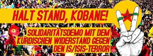 ZH: Demo für Kobanê/Rojava 1.11. 15h
