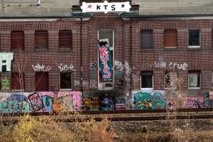 Videoüberwachung des Autonomen Zentrums KTS Freiburg