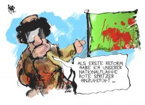Erste Betrachtungen zur Situation in Libyen