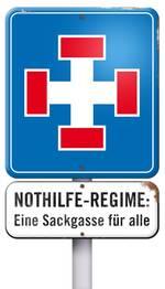 Menschenunwürdige Nothilfe in der Schweiz