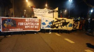 Erklärung des Revolutionären Block zur NoWEF-Demonstration