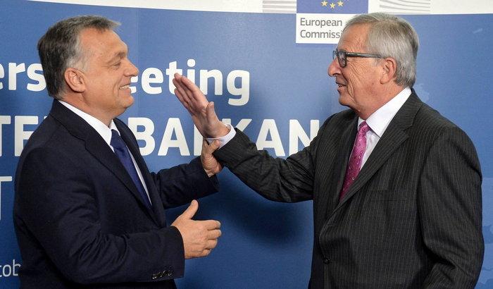 »Verteidiger Europas«