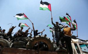 Trauer und Wut in Gaza