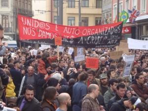 """Portugal: Proteste der """"prekären Generation"""""""