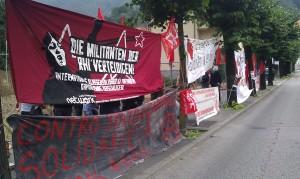 Politische Prozesse in Bellinzona: Prozesserklärung von Andrea Stauffacher