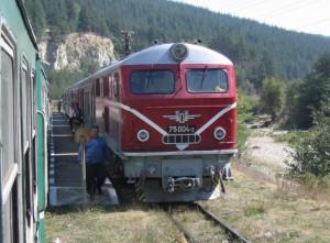 Bulgarische Eisenbahner planen Streik