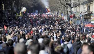 Die Streikwelle in Europa und der Niedergang der bürgerlichen Demokratie