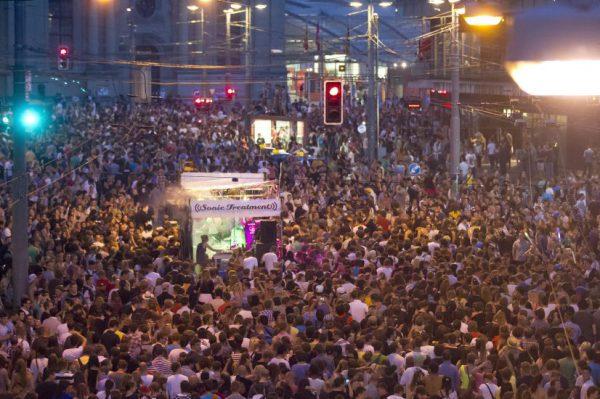 Communiqué zum Tanz dich Frei 2.0 vom 2.Juni 2012