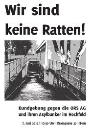 Der Widerstand gegen die ORS AG wächst!